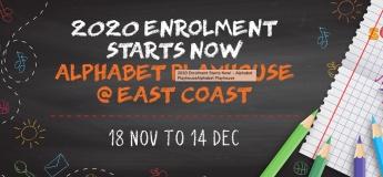 2020 Enrolment Starts Now @ AlphabetL Playhouse