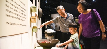 Grandparents' Day 2019 @ National Museum of Singapore