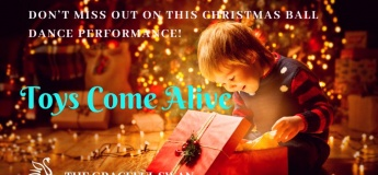 Toys Come Alive - A Magical Christmas Dance Performance