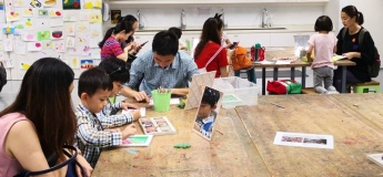 Drop-in Activity: Artworks That Tell Stories