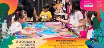 Mini Batik Painting by Kamal Arts