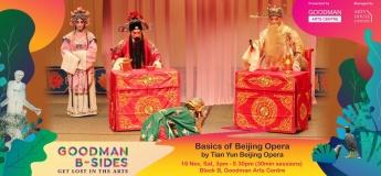 Basics of Beijing Opera by Tian Yun Beijing Opera
