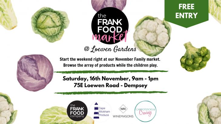 Frank Food Farmer's Market