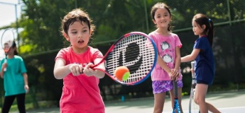 Holiday Tennis Kids Camp