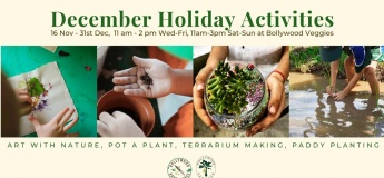 Bollywood Veggies School Holiday Activities 2019