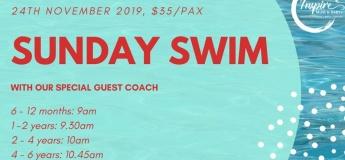 Sunday Swim