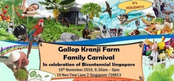 Gallop Kranji Farm Family Carnival