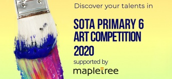 SOTA Primary 6 Art Competition 2020