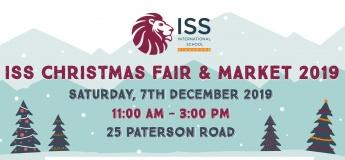 ISS International School Christmas Fair & Market 2019