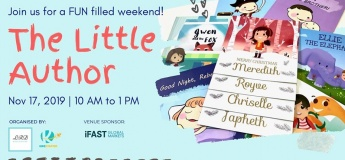 The Little Author Event