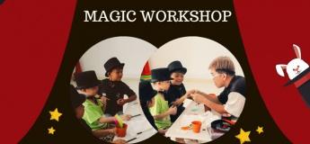 Magic Workshop @ Waka Waka