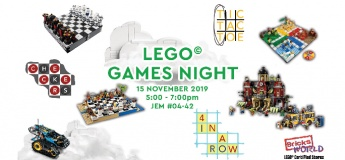 LEGO Games Night
