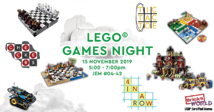 LEGO Games Night