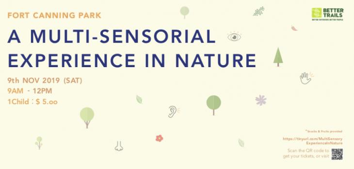A Multi-Sensorial Experience in Nature