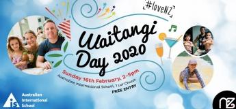 Watiangi Day Family Celebrations 2020