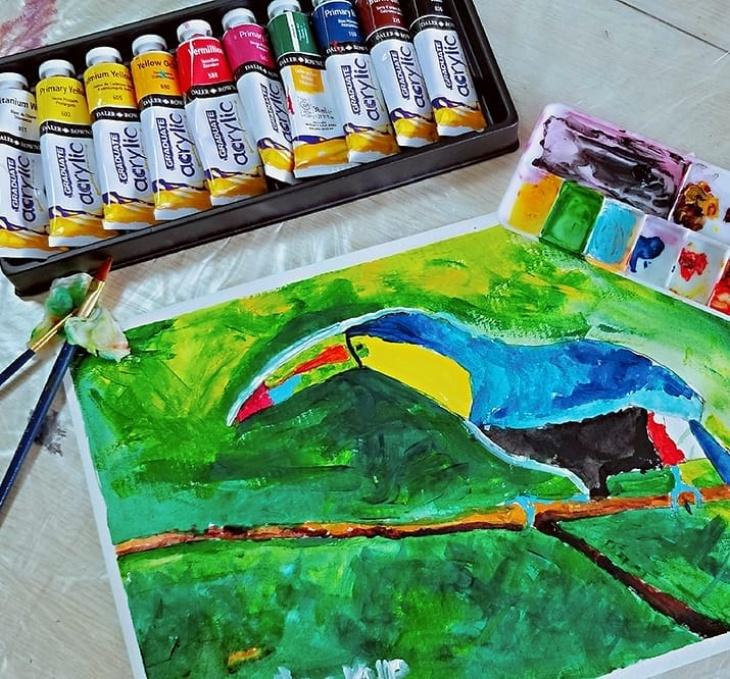 Children's Arts & Craft