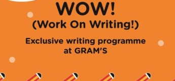 WOW! (Work on Writing) Classes