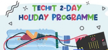 Coding Holiday Programme Techit – Future Ready with Digital Literacy @ SAFRA Punggol