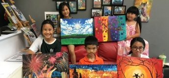 School Holiday Art Program @ Artzillions