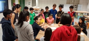 Teen Workshop: Modelling Cityscapes