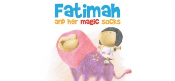 Fatimah and Her Magic Socks