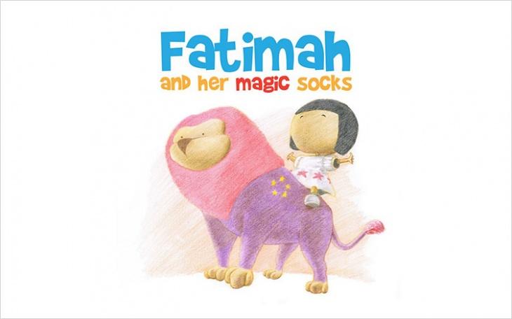 Fatimah and Her Magic Socks