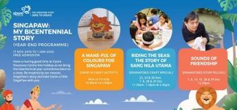 SingaPaw: My Bicentennial Story