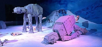 Last Chance To See LEGO® Star Wars™ Miniland Model Display