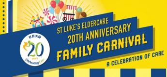 St Luke's Eldercare Family Carnival