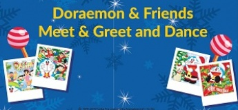Doraemon & Friends Meet & Greet and Dance @ AMK Hub