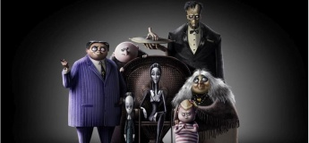 The Addams Family @ Golden Village Multiplex