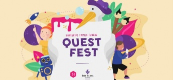 Quest Fest with The Perse School Singapore