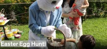 Easter Egg Hunt @  Canadian International School