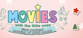 Movies With The Little Ones: Disney Pixar Toy Story 4 @ Shaw Theatres Waterway Point