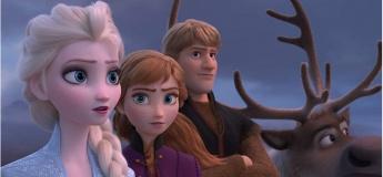 Disney's Frozen 2 @ Golden Village Multiplex