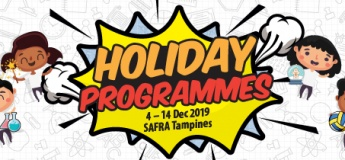 Holiday Programmes at SAFRA Tampines