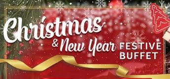 Christmas and New Year Festive Buffet @ Metropolitan YMCA Singapore