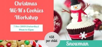 December Kids Baking Classes