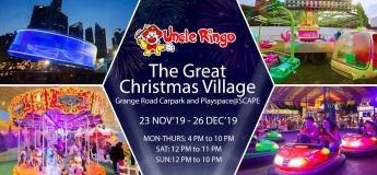The Great Christmas Village