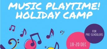 Music Playtime! Camp