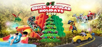 Brick-Tacular Holidays 2019: Enchanted Forest's Magical Quests