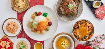 Auspicious Takeaway Treats @ York Hotel Singapore