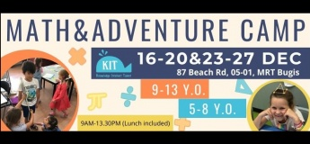 Math&Adventure Camp