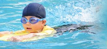 FINS Swim School lessons @Safra
