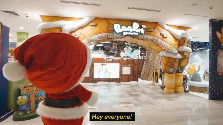 Christmas Wonderland @ Pororo Park Singapore
