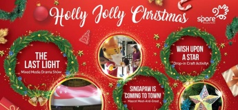 Holly Jolly Christmas @ Singapore Discovery Centre