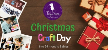 Christmas Craft Day @ TinyDinos