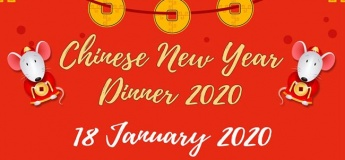 Chinese New Year Dinner 2020 @ SAF Yacht Club