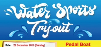 Water Sports Try-Out @ Anchorvale CC Water Sports Centre