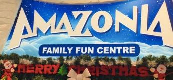 Amazonia Christmas Party